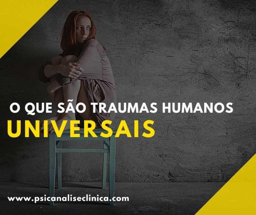 traumas humanos