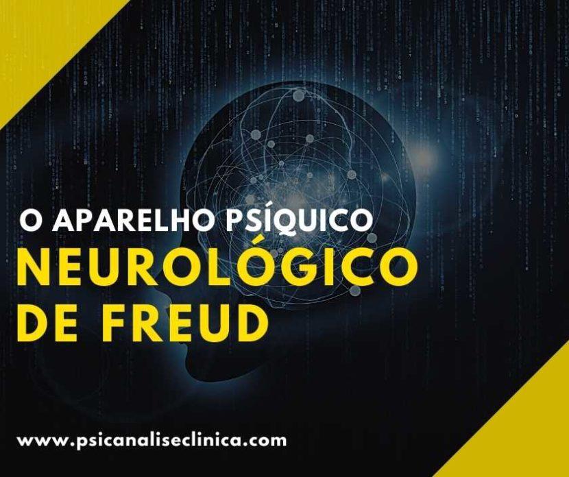 Aparelho Psíquico Neurológico de Freud