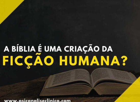 bíblia é criação humana